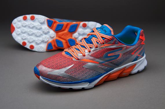 Skechers GO Run 4 MRq120880783175 blu arancio_1_LRG